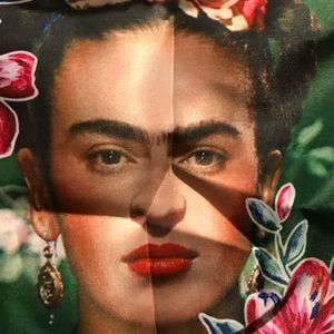 FRIDA KAHLO LIGHT beautiful BACK PACK